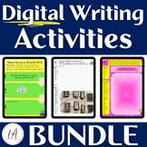 Creative Writing and Mentor Sentences Digital Interactive