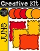 Creative Kit: JUNE {Creative Clips Digital Clipart}