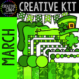 Creative Kit: MARCH {Creative Clips Digital Clipart}