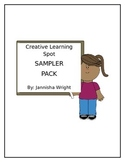 Creative Learning Spot Sampler