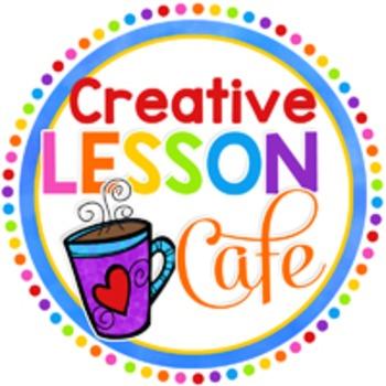 Creative Lesson Cafe (Kidsrcute Fonts) Credit Logos