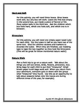 Creative Lesson Planning - Theme: Bears