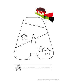 Creative Littles: Learning Letter Identification and Retention {200+ Pages}