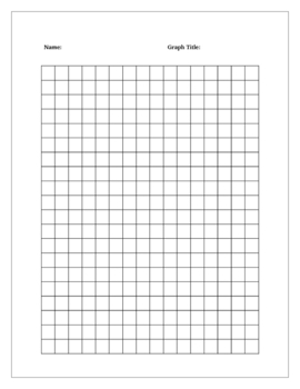 Median and Graphing Math Printables