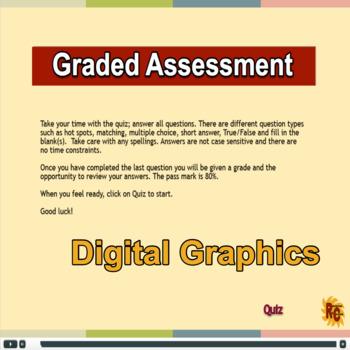 Creative Media Production Level 2 Unit 11 Crossword & Quiz Set