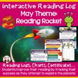 May Reading Log Reading Rocket
