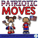 Patriotic Creative Movement Activities and Movement Cards