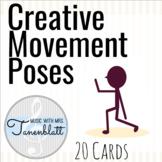 Creative Movement Poses