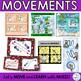 Creative Movement Scarf Activity Bundle