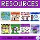 Creative Movement Scarf Activity Bundle: Music, PE, Preschool