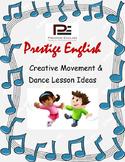 Creative Movement & Dance Lesson Ideas for Preschool Children