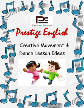 Creative Movement & Dance Lesson Ideas for Preschool Children