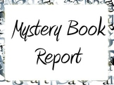 Creative Mystery Book Report