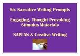 Creative Narrative / Story writing / NAPLAN
