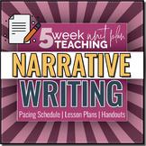 Creative / Narrative Writing Pack