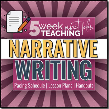 Creative / Narrative Writing Pack