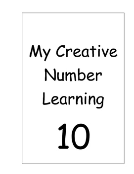 Creative Number  Learning 10