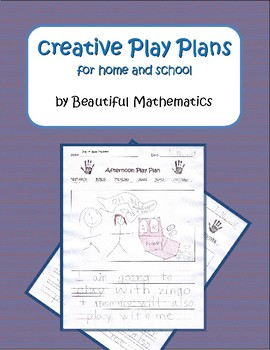 Creative Play Plans