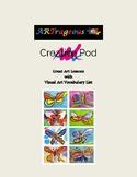 Creative Pod Art Lessons Packet