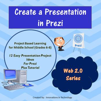 Creative Presentation Projects using Web 2.0 Tool Prezi
