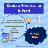 Creative Presentation Projects using Web 2.0 Tool Prezi | Distance Learning