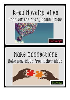 Creative Problem Solving Cards