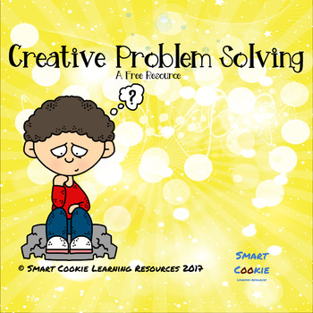 Creative Problem Solving-A FREE Resource