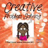 Creative Problem Solving-Task Cards