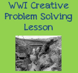 Creative Problem Solving - World War I