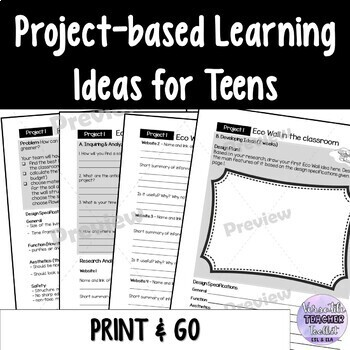 Project Workbook (Environment Project&Career Guide) - IB learners