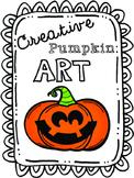 Creative Pumpkin Art