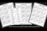 Creative Reading Activities - Handouts and Bookmark - Diff