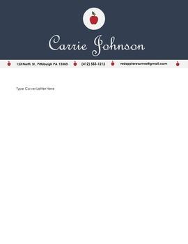 Creative Resume Template - New Leaf Template