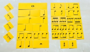 Creative Rhythm Cards