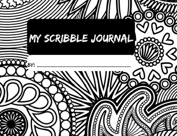 Creative Scribble Journal (Based on Torrence Test of Creativity)