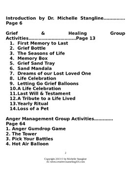 Creative Small Group Therapy 101 eBook