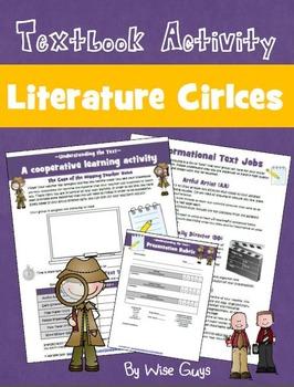 Social Studies Literature Circle Activity