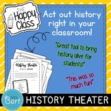 History Theater: create tons of FUN interactive lessons using props & costumes