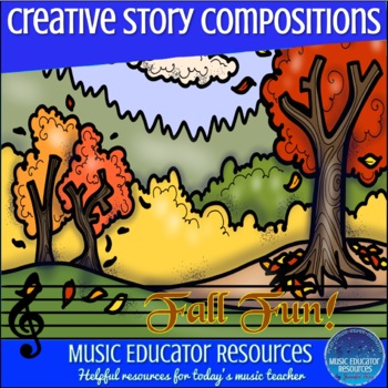 Creative Story Compositions- Fall Fun!