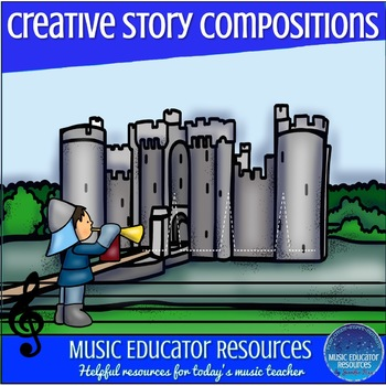 Creative Story Compositions- Medieval Quest