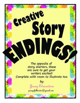 Creative Story Endings!