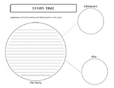 Creative Story Template