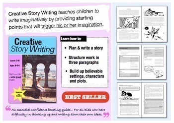 Creative Story Writing (9-14 years)