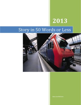 Creative Story Writing Workbook - A Full Story in 50 Words