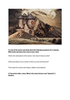 Creative Storytelling Speaking/Writing