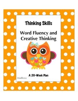 Creative Thinking Skills: Fluency Grids