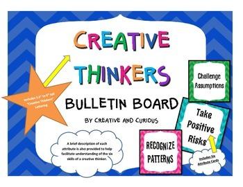 Creative Thinkers Bulletin Board
