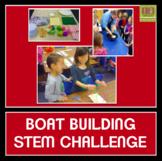 STEM Challenge - Boat Building