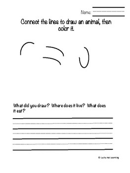 Creative Thinking Activities K-2