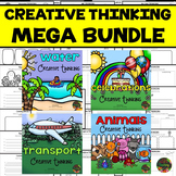 Creative Thinking Activities for Early Finishers and Gifted Students